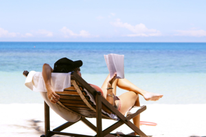 Protect yourself when sunbathing