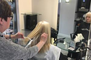 Vicki Designer Hair Cut Bromsgrove