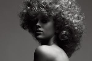 La Biosthetique Curly Hair Hair Model AW18/19